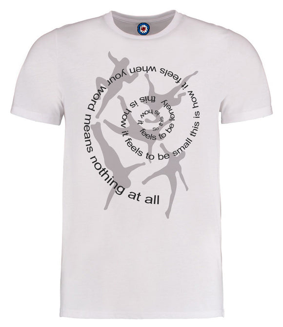 Inspiral Carpets This Is How It Feels Lyrics T-Shirt