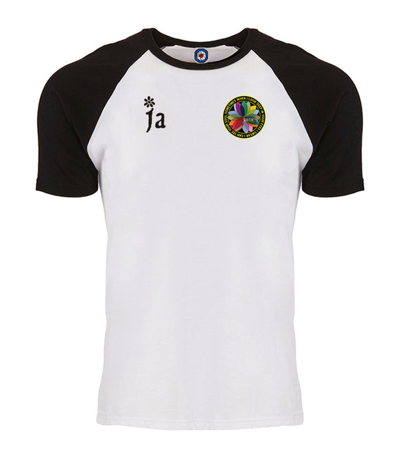 James Sometimes JA Baseball Raglan T-Shirt - 4 Colours