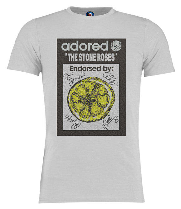 Stone Roses adored lemon T-Shirt