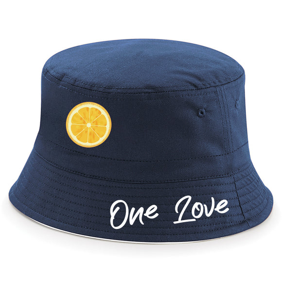 One Love Lemon Bucket Hat