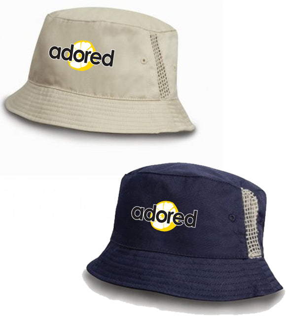 Stone Roses Adored Lemon Bucket Hat – 2 Colours