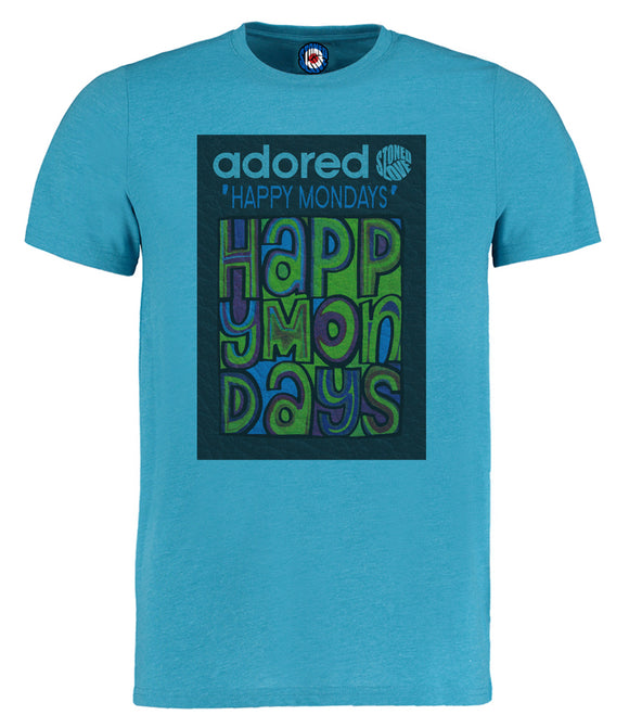 The Happy Mondays Adored T-Shirt