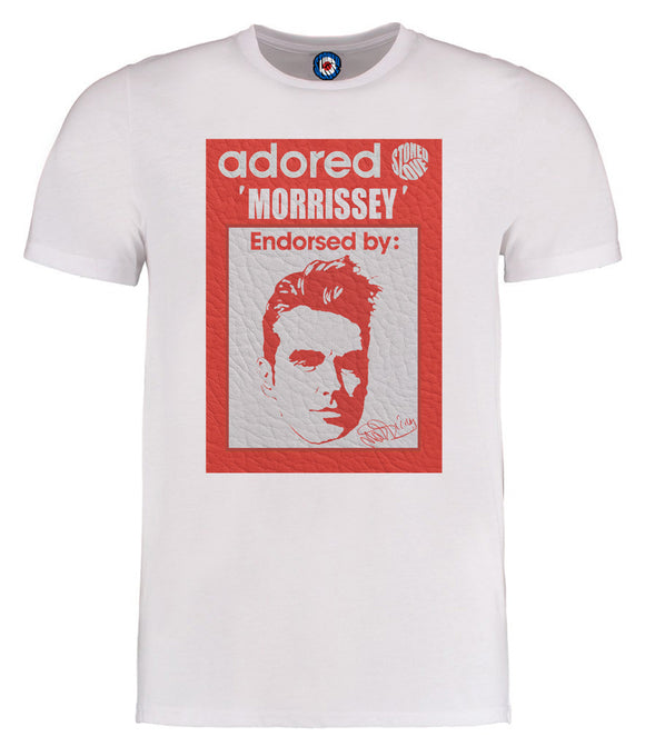 The Smiths Adored Morrissey Pop Art T-Shirt - Adults & Kids Sizes