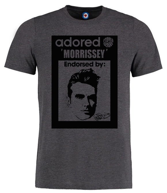 Adored Morrissey The Smiths T-Shirt - 5 Colours