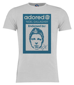 Oasis Adored Noel Gallagher Pop Art T-Shirt