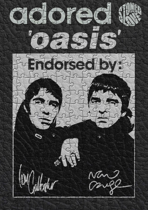 Adored Oasis Jigsaw Puzzle - 384 Pieces - Size A3 (40x29cm)