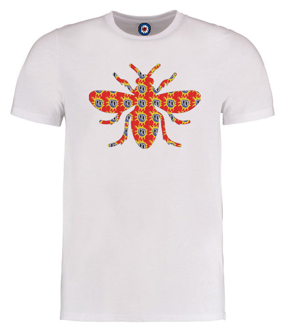 Primal Scream Screamadelica Manchester Bee T-Shirt