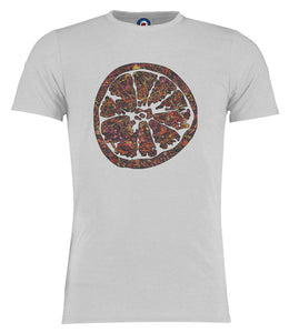 Stone Roses Pollock Lemon Style T-Shirt - 3 Colours