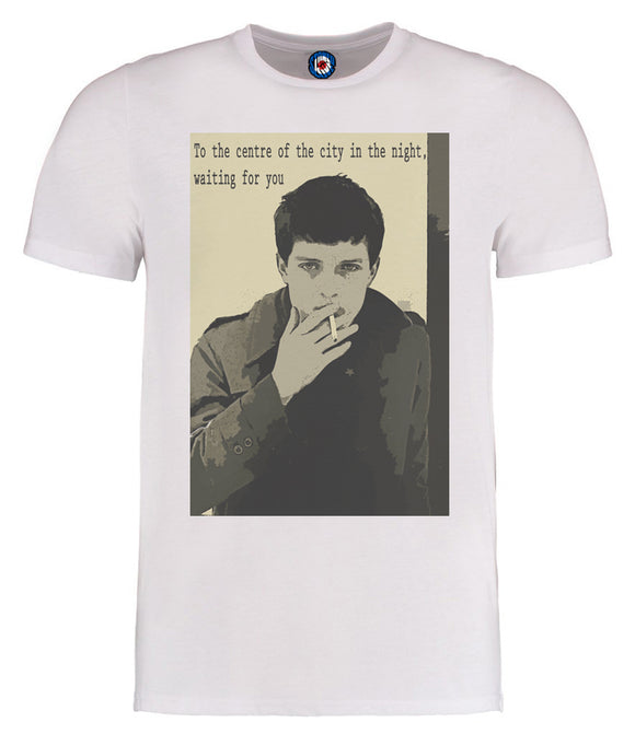 Ian Curtis Joy Division Shadow Play T-Shirt - Adults & Kids Sizes