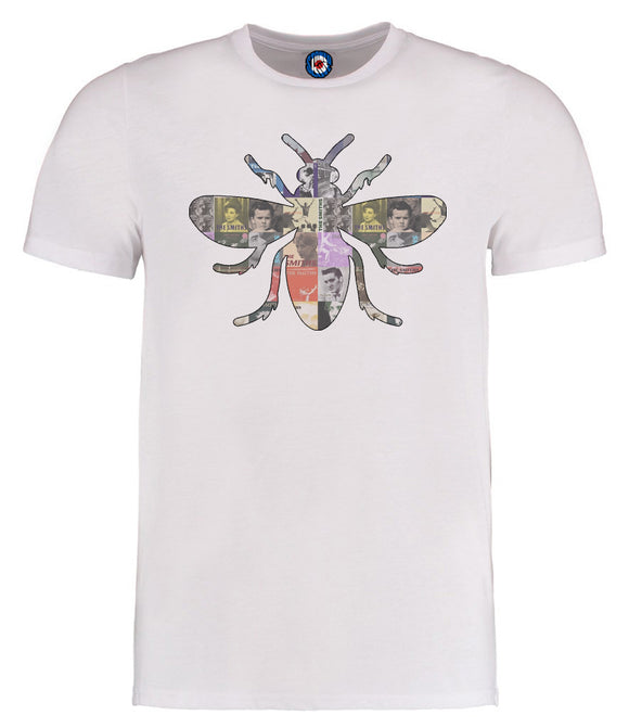 The Smiths Morrissey Albums Manchester Bee T-Shirt