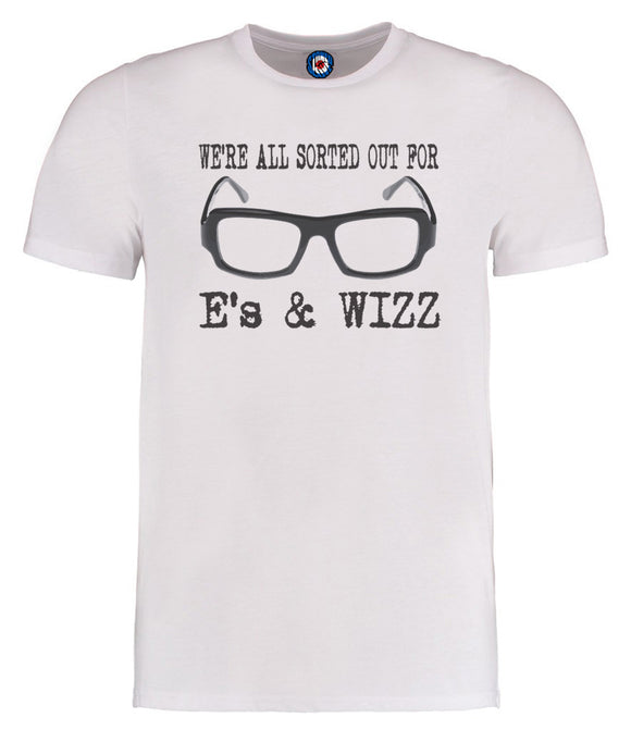 Sorted For E's & Wizz Pulp Jarvis Cocker T-Shirt