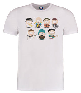 James South Park Style Band T-Shirt- Kids