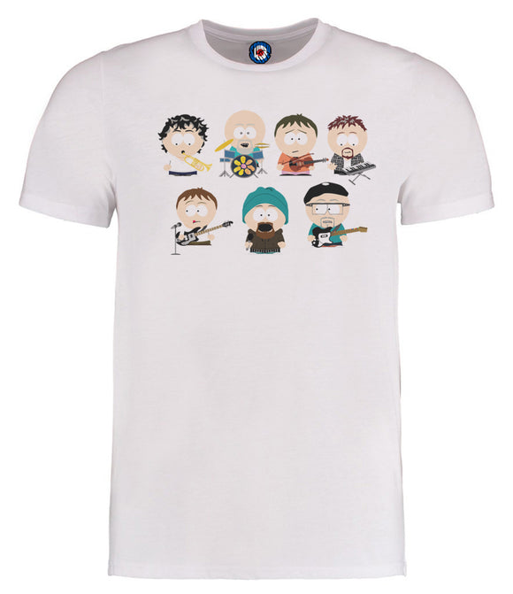 James South Park Style Band T-Shirt - Men's & Ladies Fit