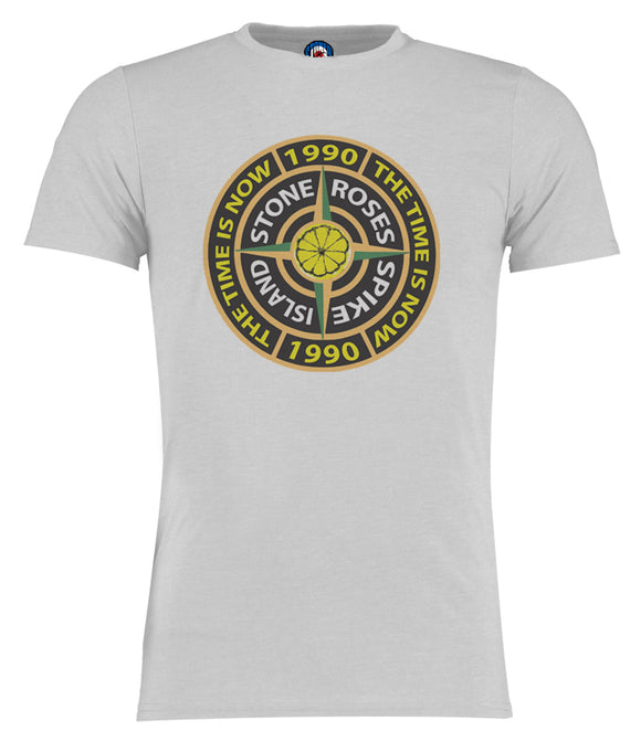 Spike Island Lemon Stone Roses T-Shirt