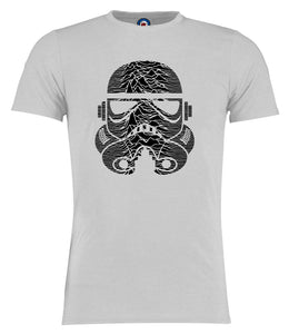 Joy Division StormTrooper Unknown Pleasures T-Shirt - Adults & Kids Sizes