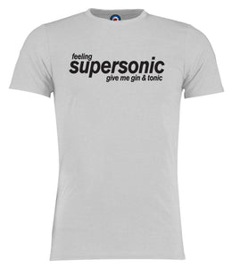 Supersonic Gin & Tonic Oasis T-Shirt