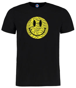 Unknown pleasures Acid House Dance T-Shirt - 7 Colours
