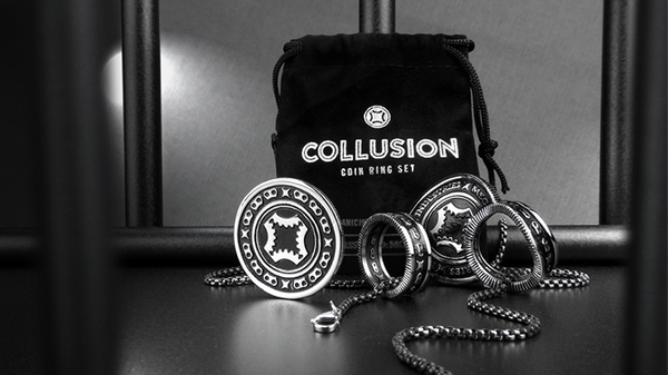 Collusion Ring: Coming Soon 1/20/2020