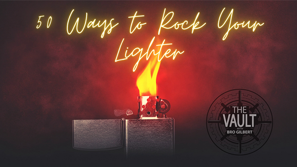 50 Ways to Rock your Lighter