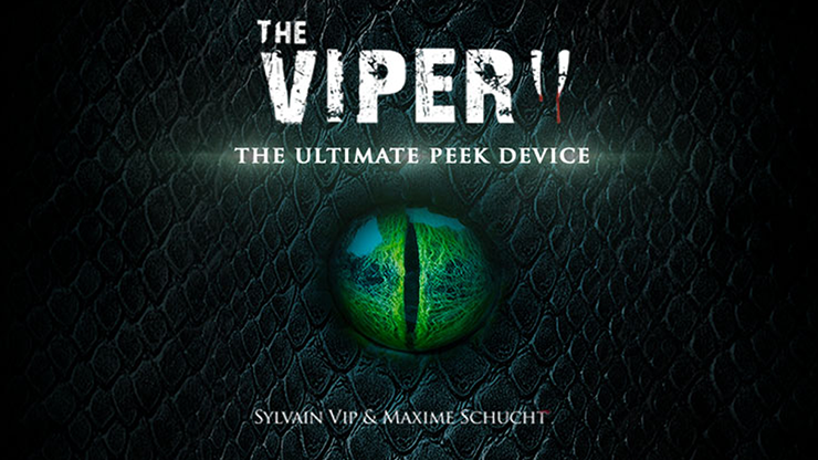 The Viper Wallet (Gimmicks and Online Instructions)