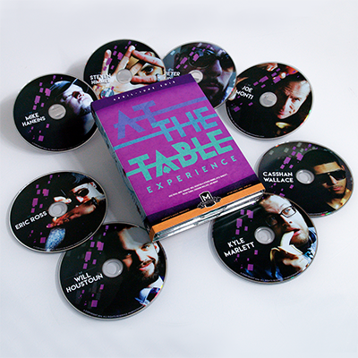 At the Table Live Lecture - April - June (8 DVD Set)