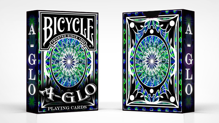 A-Glo Playing Cards