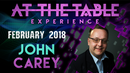 At The Table Live Lecture - John Carey