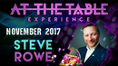 At The Table Live Lecture - Steve Rowe