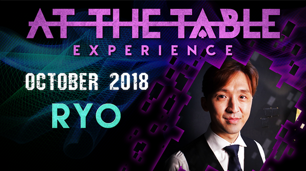 At The Table Live Lecture - Ryo