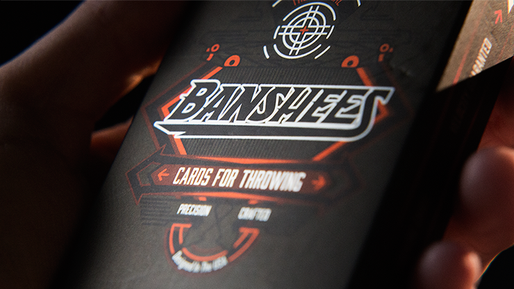 Banshees Advanced Throwing Cards