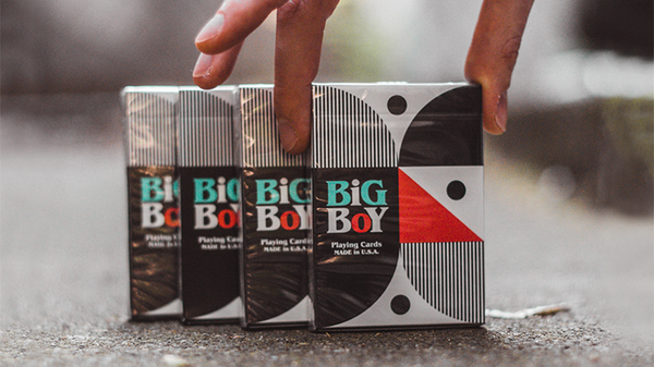 Big Boy No.2 Playing Cards