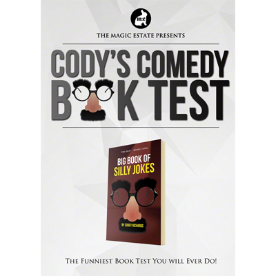 Cody's Comedy Book Test