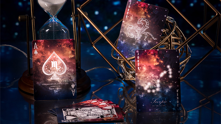 Constellation Series Playing Cards