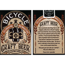 Craft Beer Playing Cards