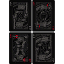 Double Black XX Playing Cards