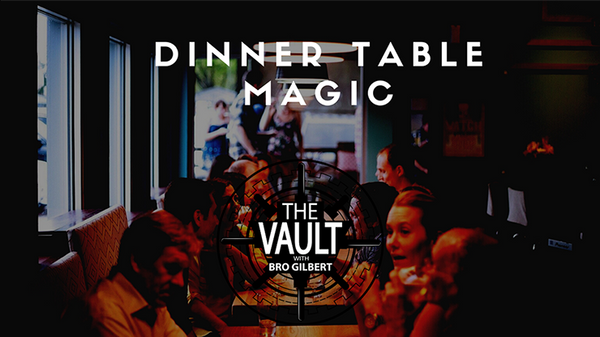 Dinner Table Magic (World's Greatest Magic)