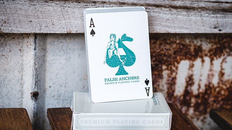 False Anchors 2 Playing Cards - Limited Edition