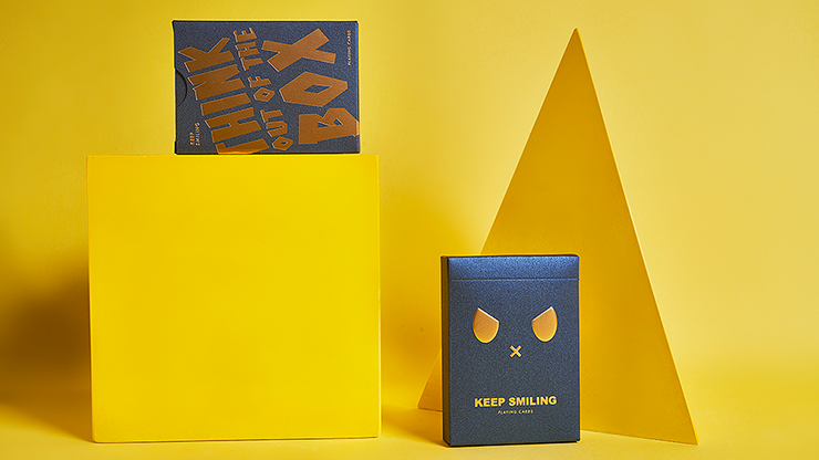 Keep Smiling V2 Playing Cards