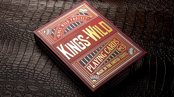 Kings Wild Americanas JUMBO Tuck Case Collectors Set