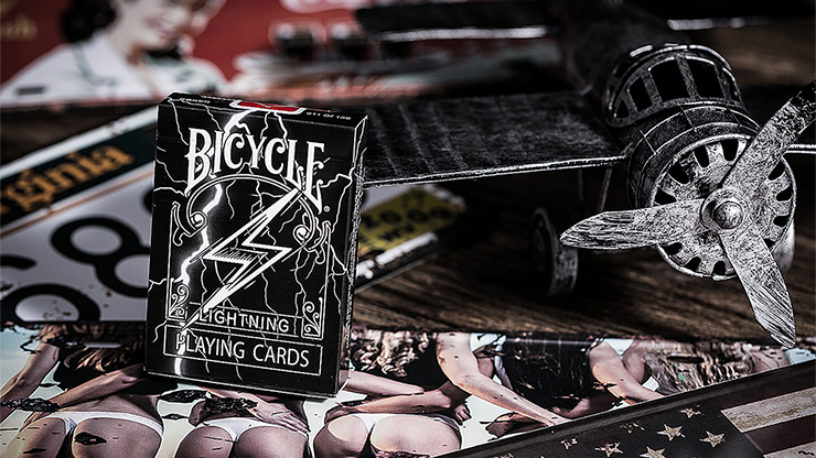 Lightning Playing Cards
