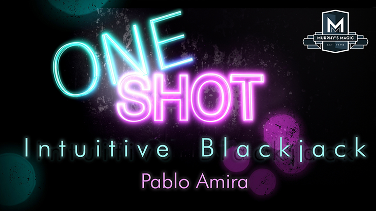 MMS ONE SHOT - Intuitive BlackJack - Pablo Amira