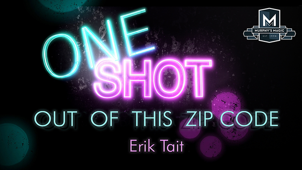 MMS ONE SHOT - Out of This Zip Code - Erik Tait