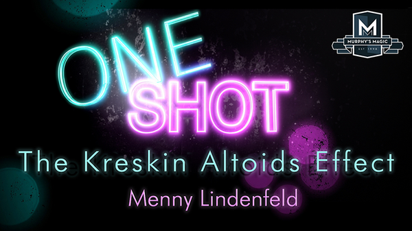 MMS ONE SHOT - The Kreskin Altoids Effect - Menny Lindenfeld
