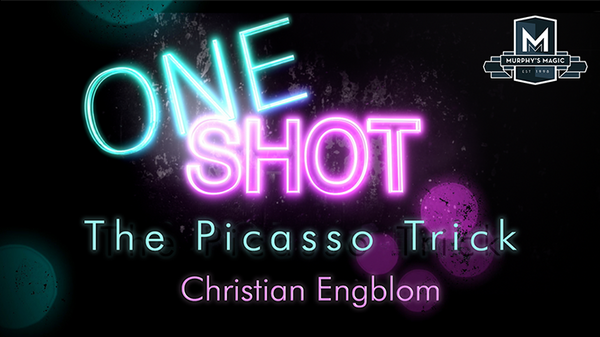 MMS ONE SHOT - The Picasso Trick - Christian Engblom