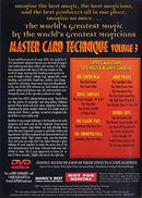 Master Card Technique