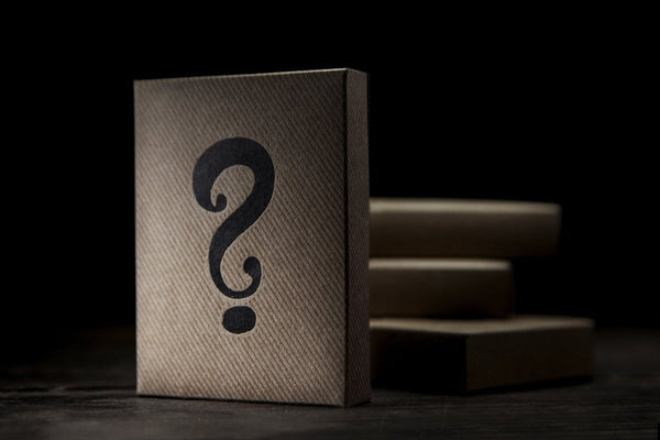 Mystery Box Playing Cards