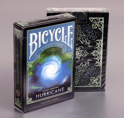 Natural Disasters Playing Cards