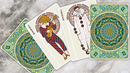 Nouveau Playing Cards
