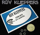 Roy Kueppers - Coin Bite (Quarter)