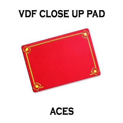 VDF Close-up Pad with Printed Aces